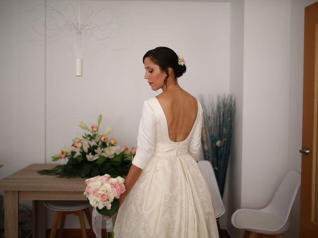 La boda de Angel y Carmen en Xàtiva, Valencia 43