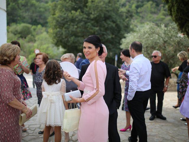 La boda de Angel y Carmen en Xàtiva, Valencia 49
