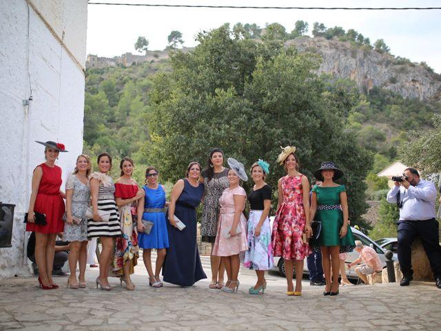 La boda de Angel y Carmen en Xàtiva, Valencia 51