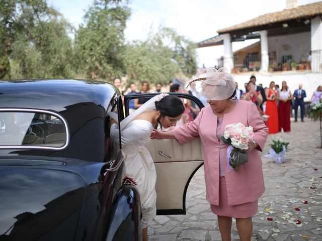 La boda de Angel y Carmen en Xàtiva, Valencia 53