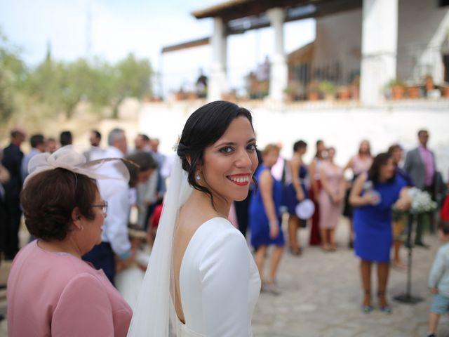 La boda de Angel y Carmen en Xàtiva, Valencia 55