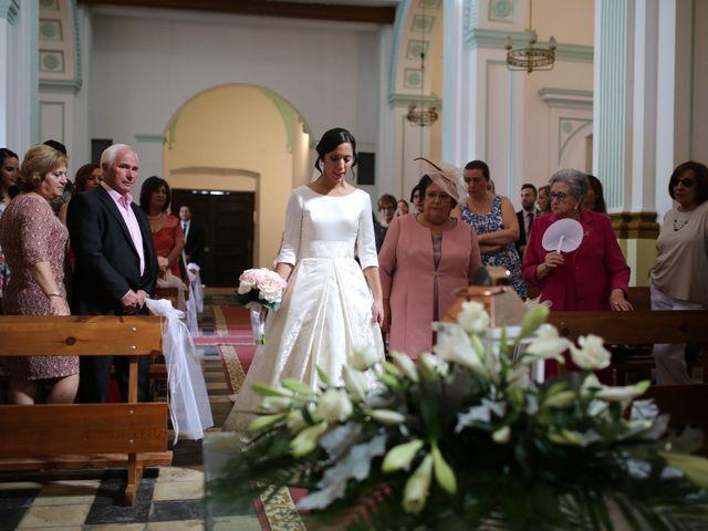 La boda de Angel y Carmen en Xàtiva, Valencia 57