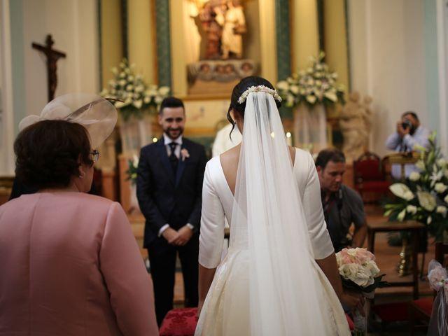 La boda de Angel y Carmen en Xàtiva, Valencia 58