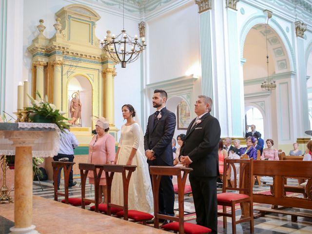 La boda de Angel y Carmen en Xàtiva, Valencia 60