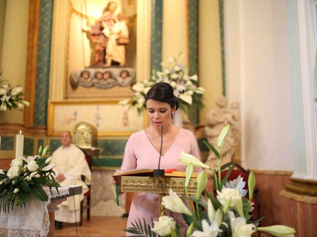 La boda de Angel y Carmen en Xàtiva, Valencia 61