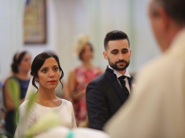 La boda de Angel y Carmen en Xàtiva, Valencia 63