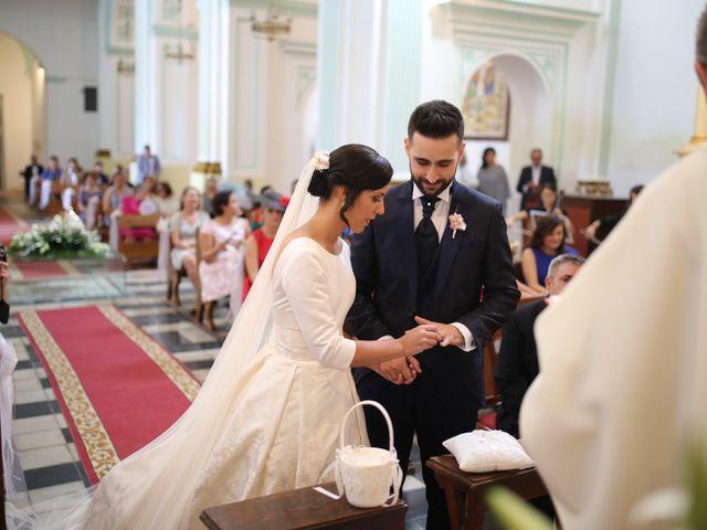 La boda de Angel y Carmen en Xàtiva, Valencia 68