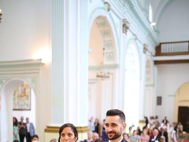 La boda de Angel y Carmen en Xàtiva, Valencia 70