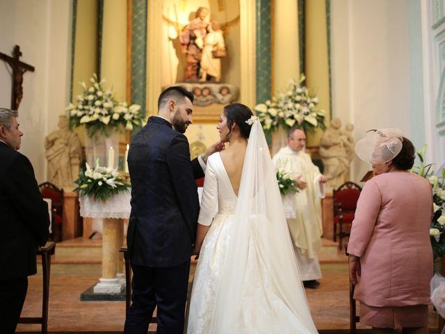 La boda de Angel y Carmen en Xàtiva, Valencia 72