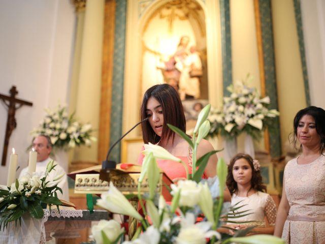 La boda de Angel y Carmen en Xàtiva, Valencia 73