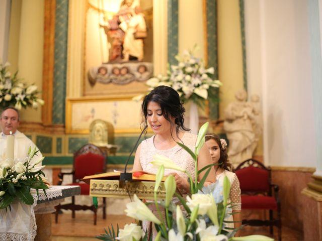 La boda de Angel y Carmen en Xàtiva, Valencia 74