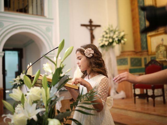 La boda de Angel y Carmen en Xàtiva, Valencia 75