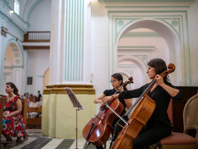 La boda de Angel y Carmen en Xàtiva, Valencia 77