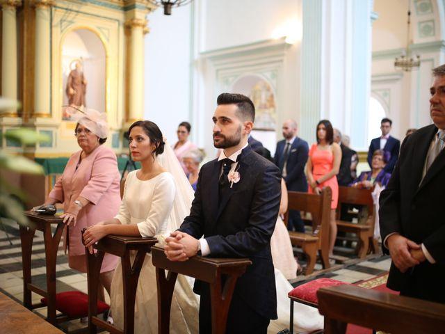 La boda de Angel y Carmen en Xàtiva, Valencia 78