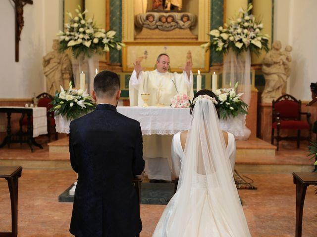 La boda de Angel y Carmen en Xàtiva, Valencia 79