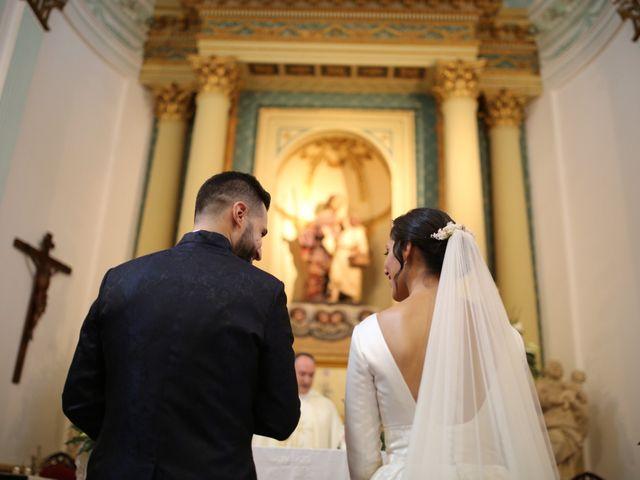 La boda de Angel y Carmen en Xàtiva, Valencia 82