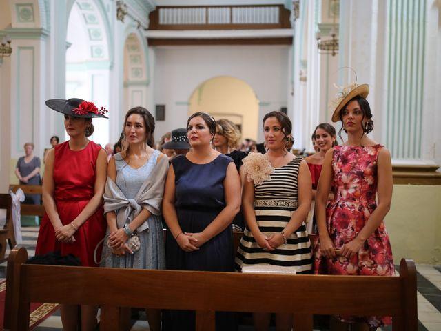 La boda de Angel y Carmen en Xàtiva, Valencia 83