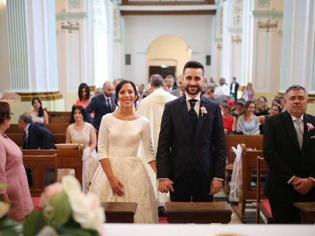 La boda de Angel y Carmen en Xàtiva, Valencia 84