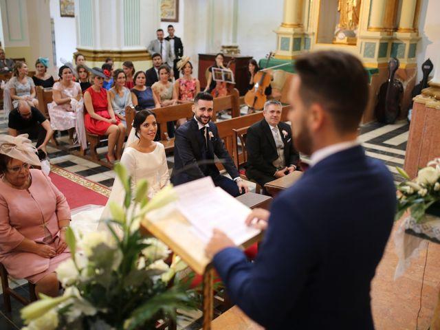 La boda de Angel y Carmen en Xàtiva, Valencia 87