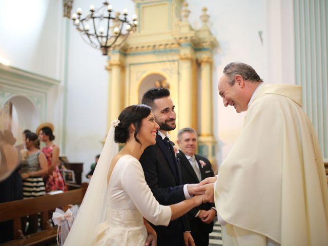La boda de Angel y Carmen en Xàtiva, Valencia 89