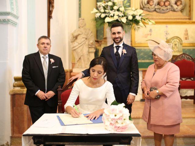 La boda de Angel y Carmen en Xàtiva, Valencia 90