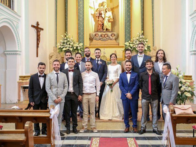 La boda de Angel y Carmen en Xàtiva, Valencia 91