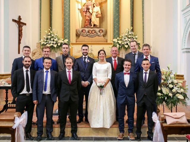 La boda de Angel y Carmen en Xàtiva, Valencia 93