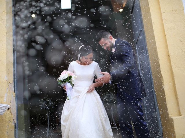La boda de Angel y Carmen en Xàtiva, Valencia 95