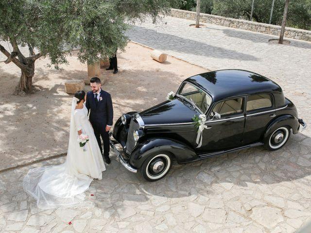 La boda de Angel y Carmen en Xàtiva, Valencia 97