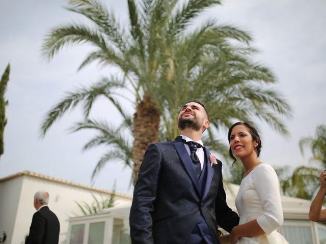 La boda de Angel y Carmen en Xàtiva, Valencia 98