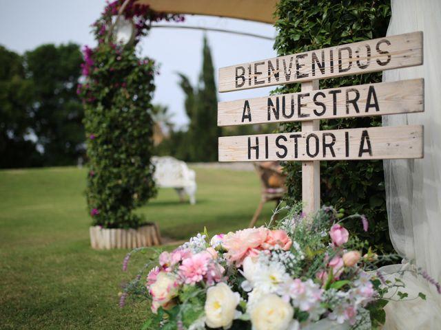 La boda de Angel y Carmen en Xàtiva, Valencia 101