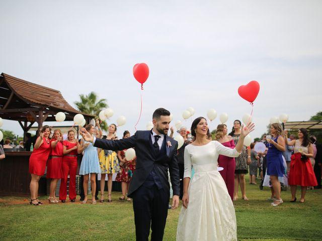 La boda de Angel y Carmen en Xàtiva, Valencia 105