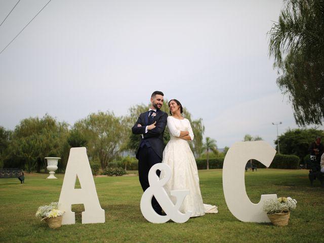 La boda de Angel y Carmen en Xàtiva, Valencia 109