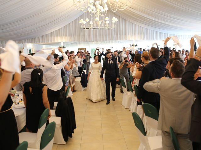 La boda de Angel y Carmen en Xàtiva, Valencia 111