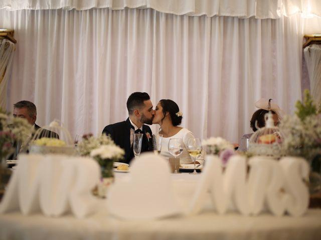 La boda de Angel y Carmen en Xàtiva, Valencia 112