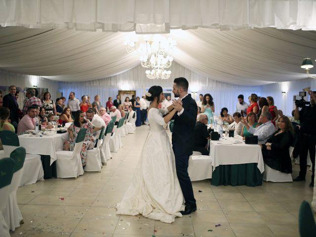La boda de Angel y Carmen en Xàtiva, Valencia 126