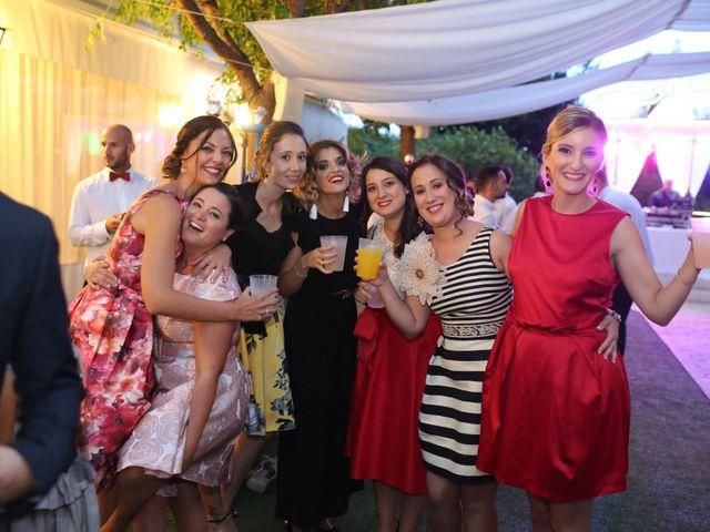 La boda de Angel y Carmen en Xàtiva, Valencia 127