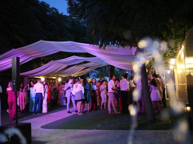 La boda de Angel y Carmen en Xàtiva, Valencia 129