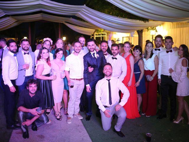 La boda de Angel y Carmen en Xàtiva, Valencia 131