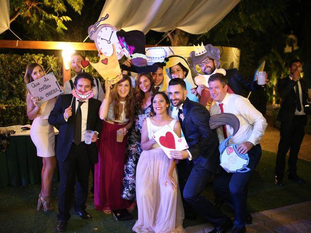 La boda de Angel y Carmen en Xàtiva, Valencia 132