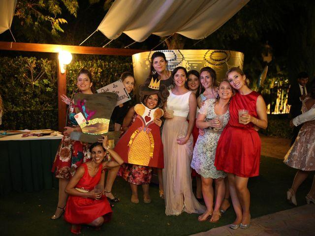 La boda de Angel y Carmen en Xàtiva, Valencia 133