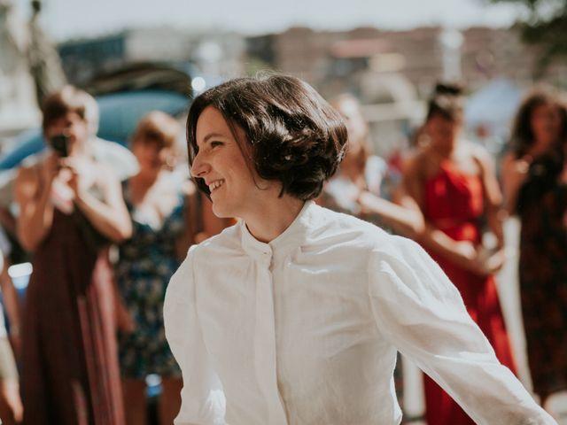 La boda de Rubén y Irantzu en Portugalete, Vizcaya 25