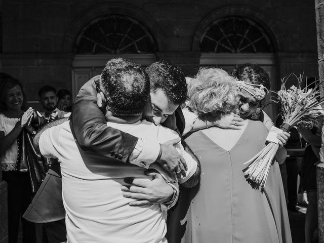 La boda de Rubén y Irantzu en Portugalete, Vizcaya 28