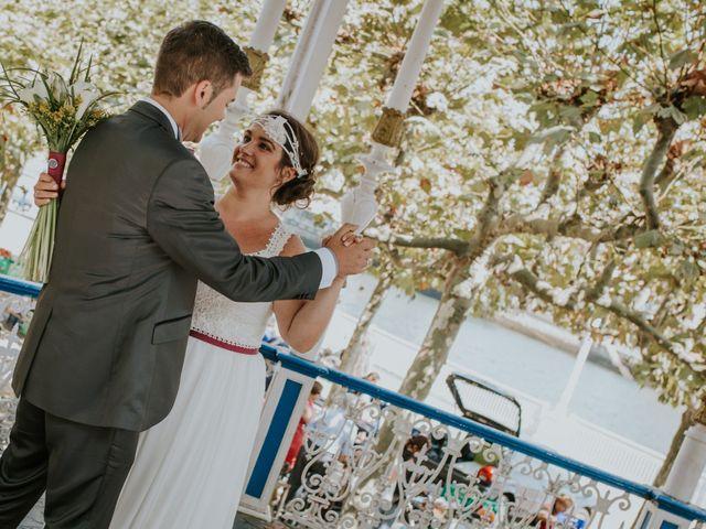 La boda de Rubén y Irantzu en Portugalete, Vizcaya 31