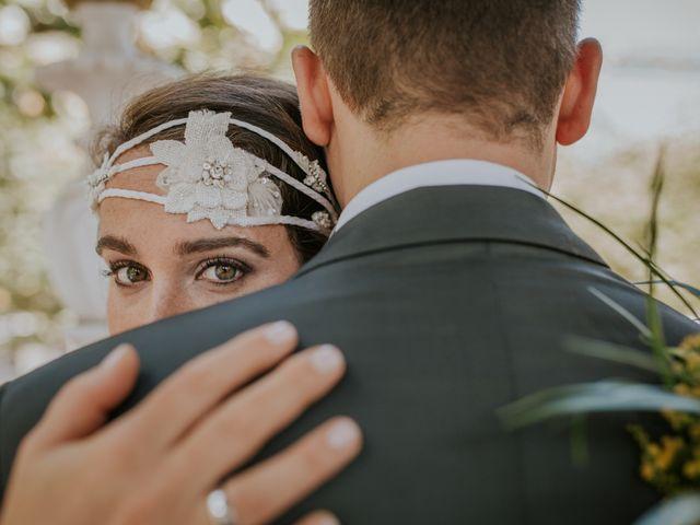 La boda de Rubén y Irantzu en Portugalete, Vizcaya 1