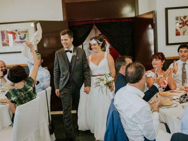 La boda de Rubén y Irantzu en Portugalete, Vizcaya 43