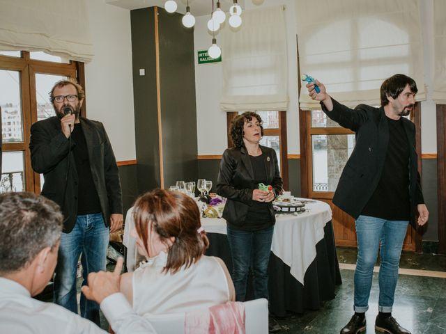 La boda de Rubén y Irantzu en Portugalete, Vizcaya 48