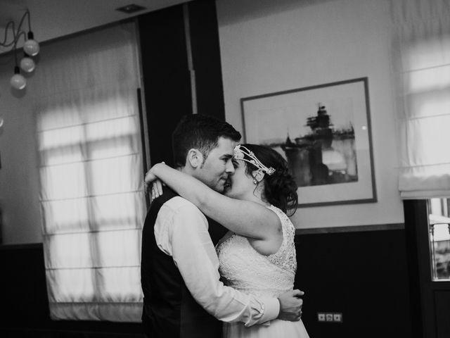 La boda de Rubén y Irantzu en Portugalete, Vizcaya 51