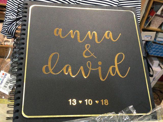 La boda de David y Anna en Orista, Barcelona 1