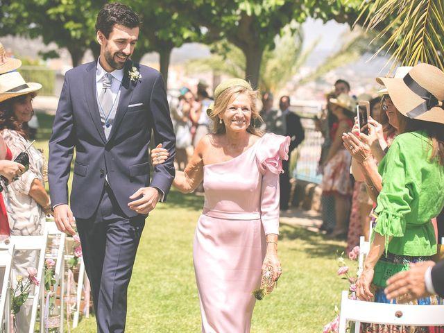 La boda de Fernando y Marta en Peñiscola, Castellón 17